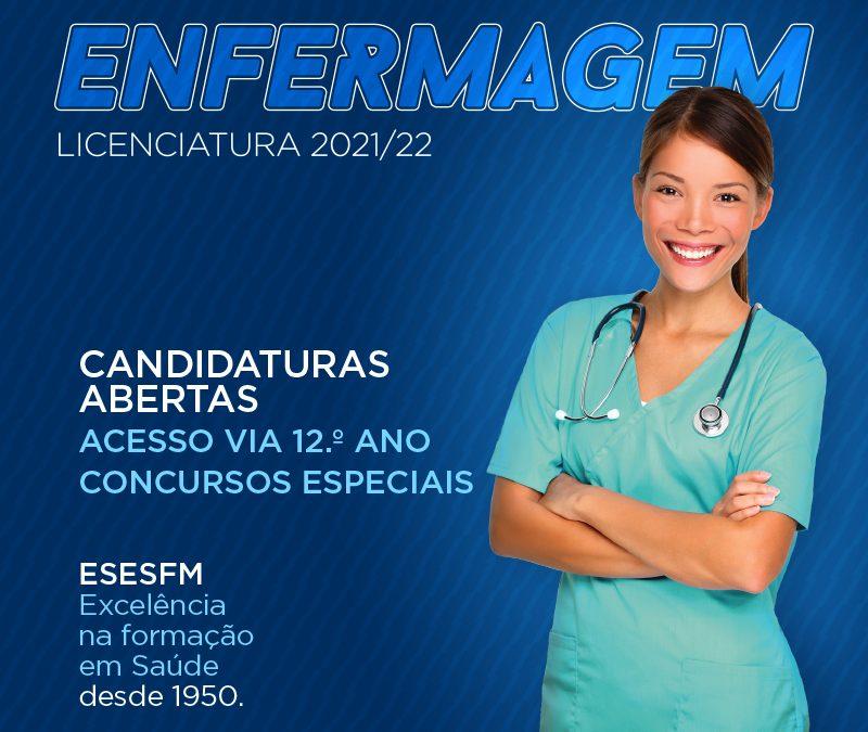 Licenciatura em Enfermagem ESESFM 2021